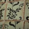 decorative terra-cotta tile