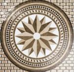 custom mural, custom stone carpet