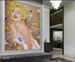 Marilyn Monroe tile
