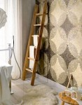 luxury tile feature wall
