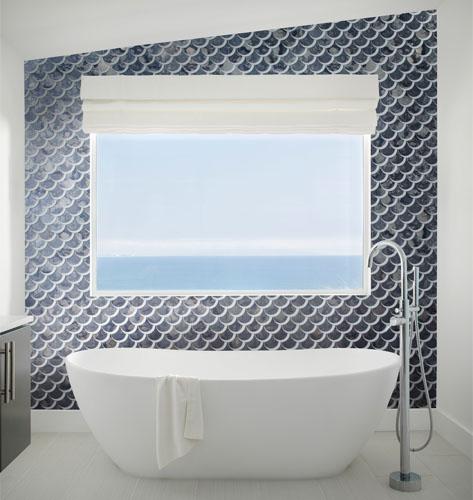 World Mosaic Tile Oceanside Glasstile Glass Tile