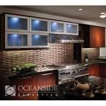 dimensional glass tile