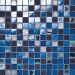 shimmer effect glass tile mosaic