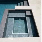 glass tile for pool