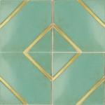 Luxury terracotta tile