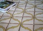 arabesque tile terracotta-tile