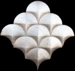 Luxury terra-cotta tile